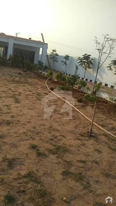 Farm Houses Plots Land on installments near DHA CITY SUPER HIGHWAY KARACHI