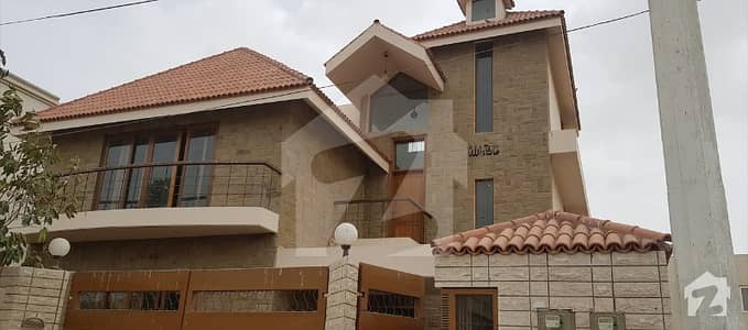 Beautiful 500 Sq Yd 2 Unit Bungalow Is Up For Sale In Dha Phase 8