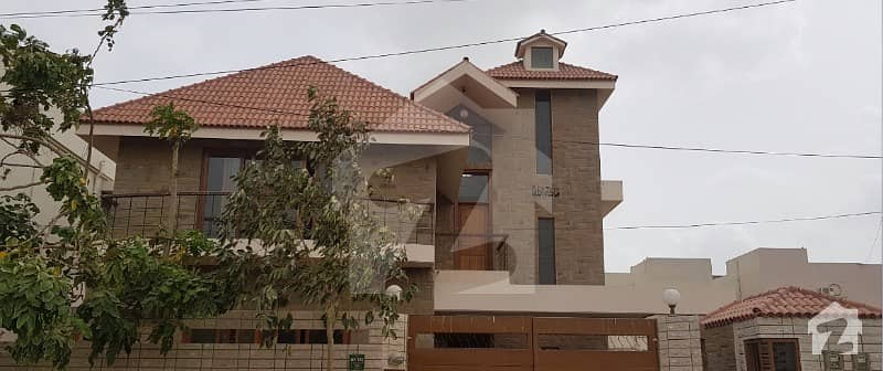 Ideal Location 500 Sq Yd 2 Unit Bungalow Is Up For Sale In Dha Phase 8