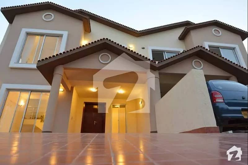 Facing Golf 125 Sq Yard Villa Available For Sale In Precinct 11A