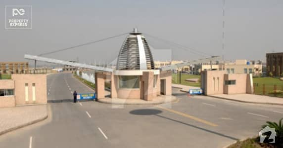 Direct From Owner 10 Marla Developed Plot For Sale In Bahria Town Nargis Block Lahore