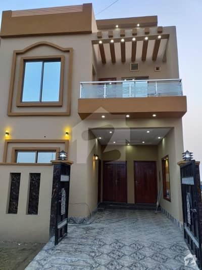5 Marla Brand New Beautiful House Near To Park Near To Mb