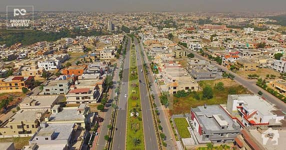 Super Hot 10 Marla Prime Location Plot For Sale In Bahria Town Block Dd