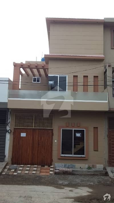 3 Marala well decorate House for Sale in Shahdab Colony near Pak Arab feroz pur road DIK