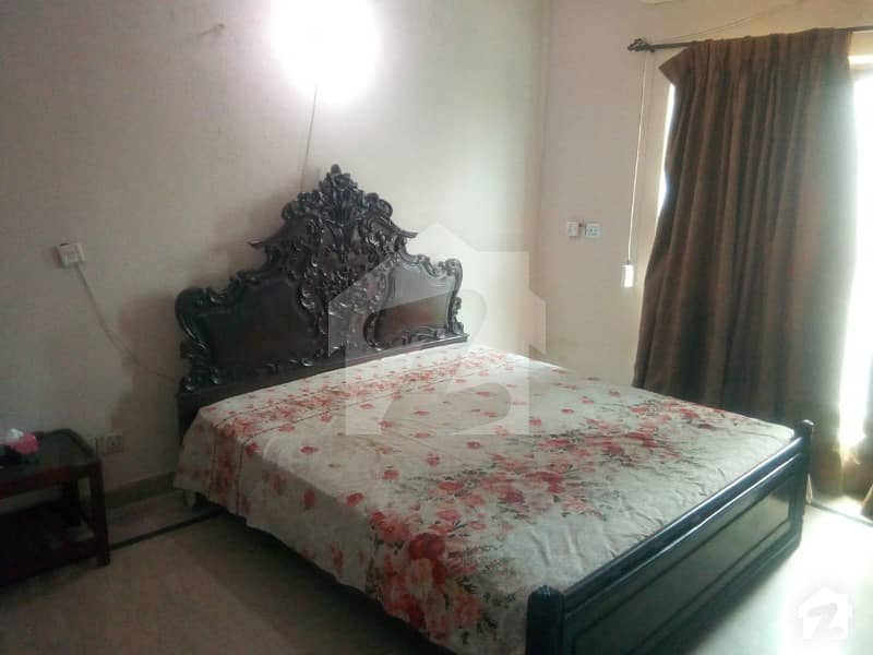 Fully Furnished 1 Bed Room Attached Bath And Kitchen And Store On Rent