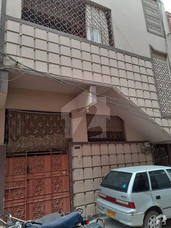 120 Sq Yards House For Sale