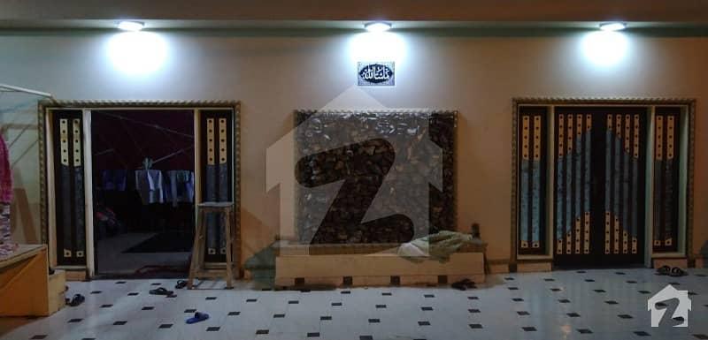 گلشنِ اقبال - بلاک 13 ڈی گلشنِ اقبال گلشنِ اقبال ٹاؤن کراچی میں 6 کمروں کا 16 مرلہ مکان 6 کروڑ میں برائے فروخت۔