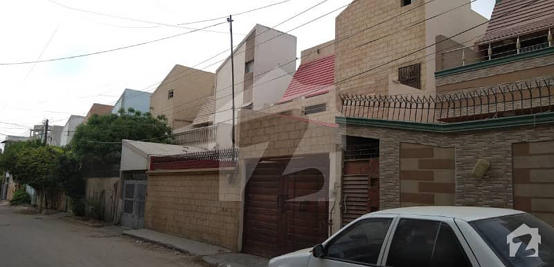 One Unit House Available For Sale In Good Location