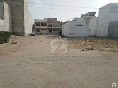 Plot For Sale T Shape Back 150 Full Road