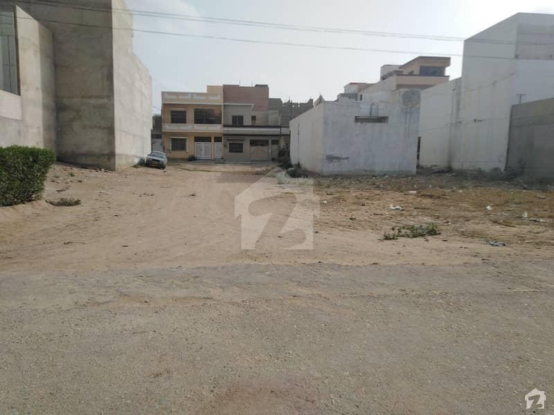 گلشنِ معمار - سیکٹر آر گلشنِ معمار گداپ ٹاؤن کراچی میں 10 مرلہ رہائشی پلاٹ 90 لاکھ میں برائے فروخت۔