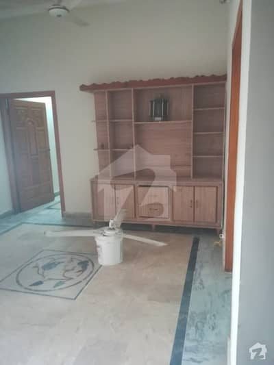 10 Marla Corner 3 Bed Ground Portion Available For Rent In Soan garden