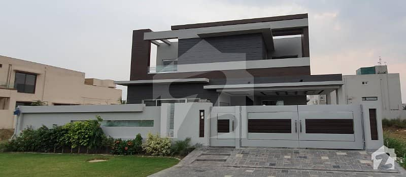 1 Kanal Beautifully Design Bungalow For Sale In Dha Phase 6 Block N