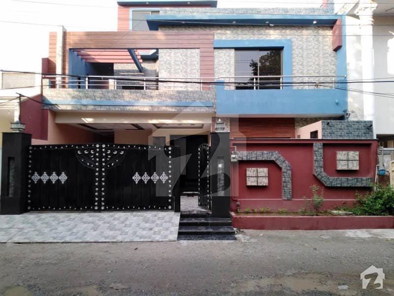 10 Marla Brand New House For Sale In Township Sector C1 Lahore