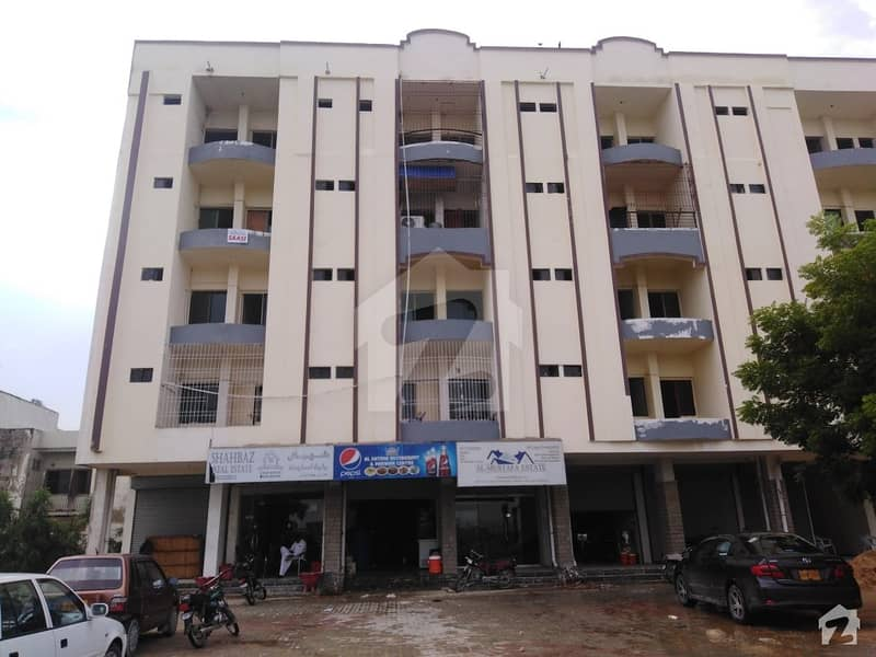 Flat Is Available For Rent In Hakeem Classic