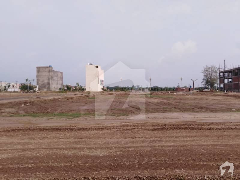 2 Marla Commercial Plot Is Available For Sale In Faisal Block Of SA Gardens Phase 2