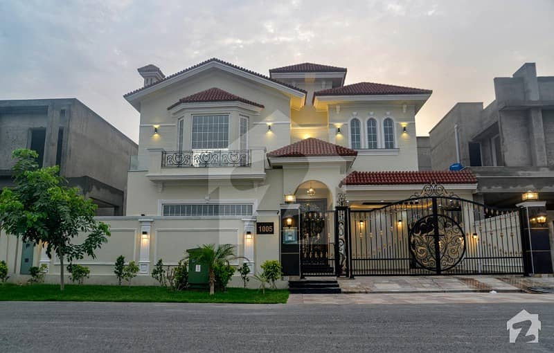 PRIDE HOMES OFFERS 1 KANAL HOUSE FOR SALE DHA PHASE 6
