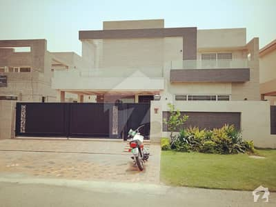 Defence - One Kanal Brand New House For Rent In Dha Lahore Near Raya Golf Club