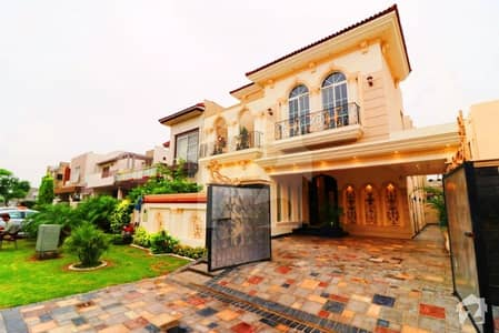 Syed Brothers Offers 10 Marla Brand New Spanish Design by Faisal Rasul Bungalow For Rent