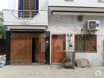 5 Marla House Is Available For Sale On Sui Gas Road, Bilal Town