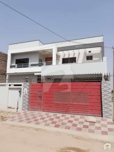 16 Marla Double Storey House Is Available For Sale In Ghaghra Villas Multan Public School Multan