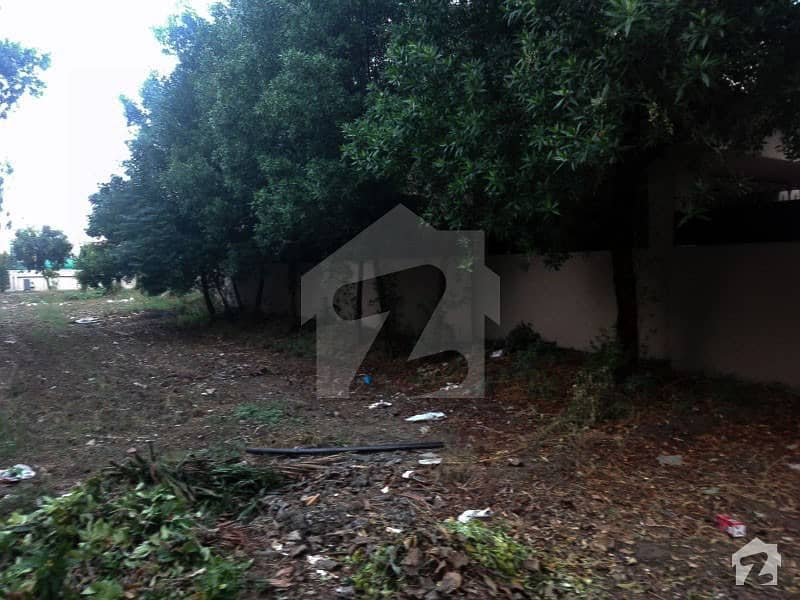 1 Kanal Plot For Sale In H Block Of DHA Phase 5 Lahore