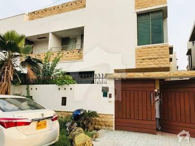 ڈی ایچ اے فیز 6 ڈی ایچ اے کراچی میں 4 کمروں کا 8 مرلہ مکان 4.3 کروڑ میں برائے فروخت۔