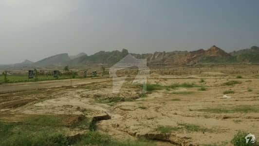 5 Marla Plot Is Up For Sale In Faisal Margalla City