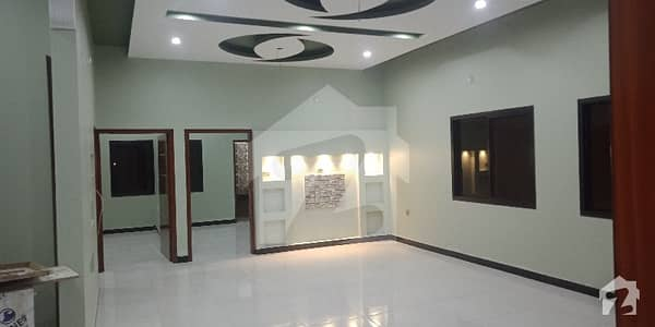 Urgently Sale Need Money Heart Of Locality Brand Newly Outstanding Amazing Life Style Full Luxury 240 Sq Yards Proper Double Story Bungalow For Sale