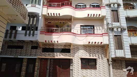 150 Yard Double Storey Bungalow For Sale In Gulshane Subhan