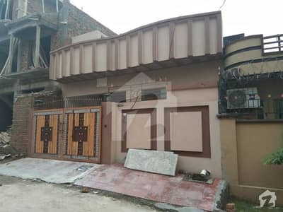 Beautiful lush 5 Marla single Storey House For Sale in Airport Housing society  Rawalpindi
