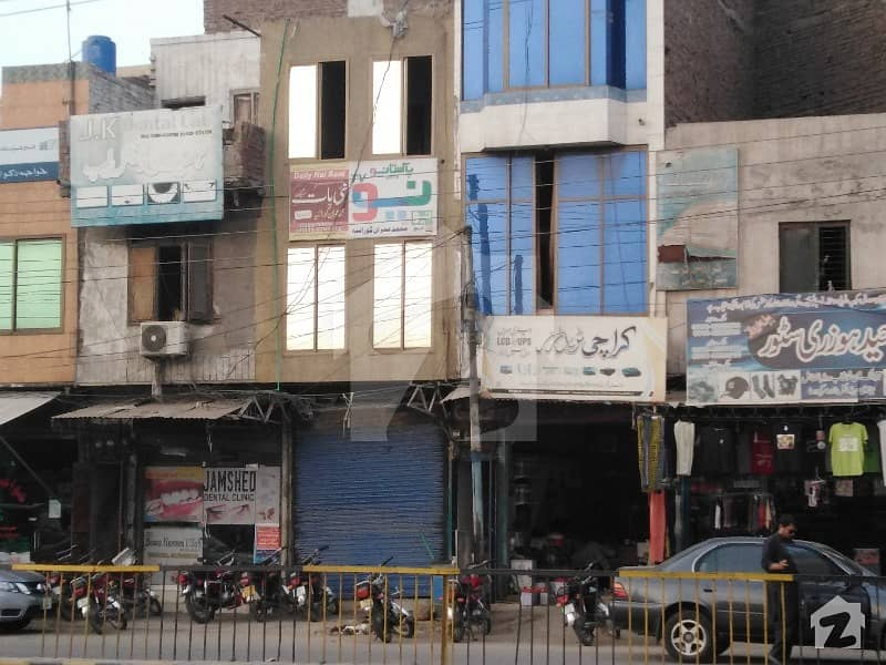 240 Sq Ft Commercial Shop Is Available For Sale On Main Khushab Road