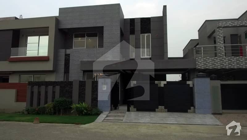 10 Marla Brand New Luxury Villa For Sale In State Life Housing Phase 1 Lahore