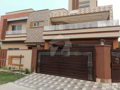 Double Storey Corner Brand New House Is Available For Sale