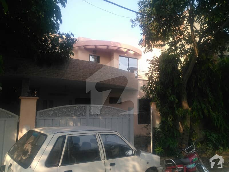 Khuda Bux Colony 5 Marla House For Sale