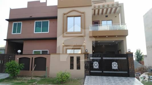 5 Marla Brand New House For Sale In C Block Of Lake City Sector M7 Lahore
