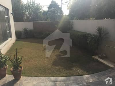 Leads Offer Kanal Well Maintain Fully Furnished Corner Bungalow On Ideal Location