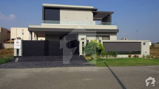 1 Kanal Furnished House For Sale In E Block Of DHA Phase 6 Lahore Block E