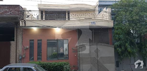 6 Marla Full House available for Sale in Gulshan ali Colony