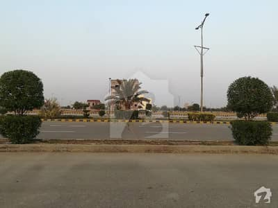 38 Marla Corner 100 Feet Road Plot For Sale In Bahria Town