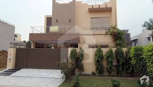 10 Marla Double Storey House In DHA Phase 8 Block C Extension