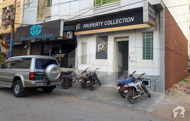 Defence Bukhari Comm Ideal Location Ground 40 Feet Wide Running Road Surrounded By Gaming Zone And Restaurants Saloon Etc