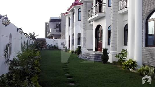 1000 Sq Yards Artistic Brand New Villa For Sale