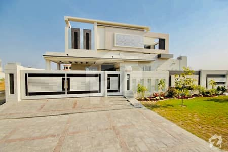 1 Kanal Brand Mazher Munir Design Lavish Bungalow For Sale Near Park And Main Commercial