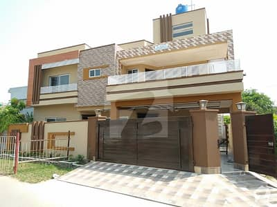 10 Marla Brand New Luxury House at Hot Location with Solid Construction