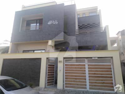 7. 20 Marla Double Storey House Available For Sale