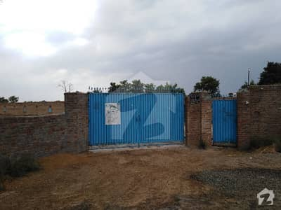 3 Acre Control Shed Is Available For Sale In Chak Muzafarabad Shahpur Sadar