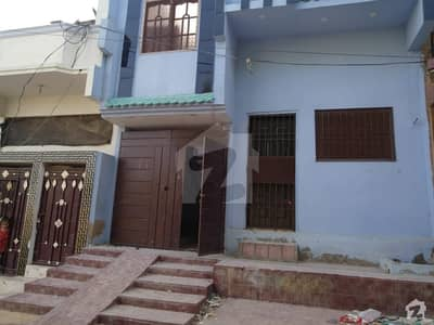 Single Storey 80 Sq. Yard House Available For Sale In New Labour Colony