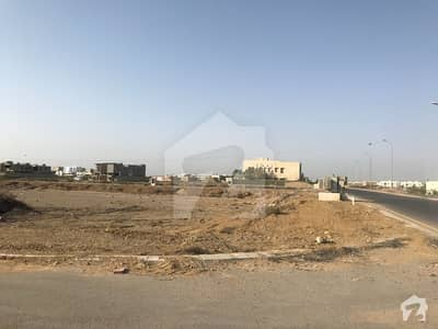 500 Sq  Yd Plot For Sale  Sahil Street 10 Big Number Construction Allow