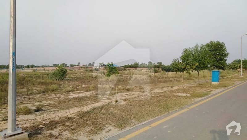 Open From 5 Marla Residential Plot For Sale In OLC A Block Bahria Orchard