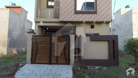 3 Marla Brand New House For Sale In Hussain Block Of Bismillah Housing Scheme Lahore